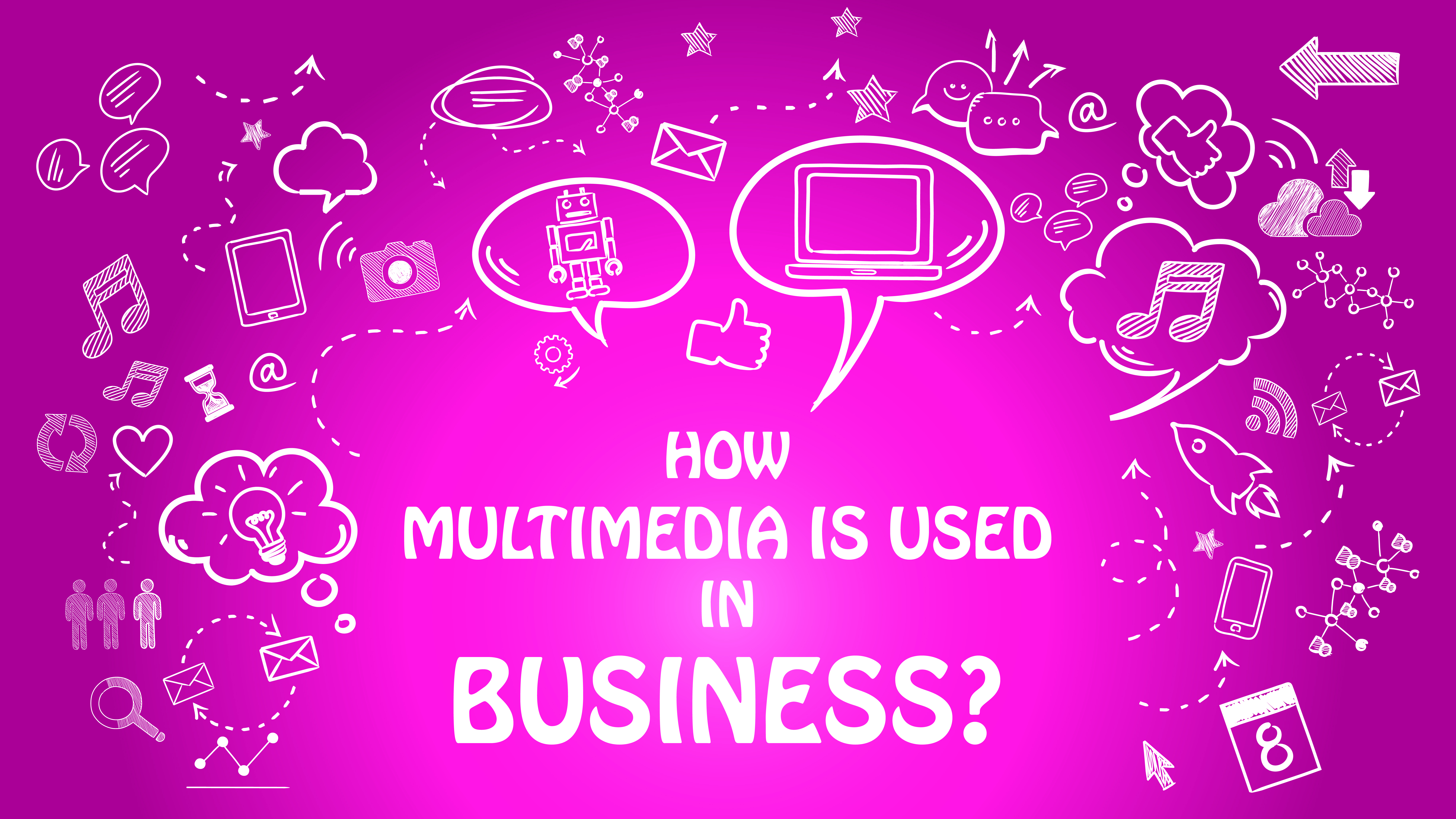 Multimedia refers to any content that combines multiple content types, such as audio, text, images, animations, and video. Multimedia can be recorded, played, displayed, interacted and accessed using information processing devices such as computers and electronic devices. Multimedia platforms allow you to share, view and make this content. Multimedia platforms can be used to communicate and educate business audiences.